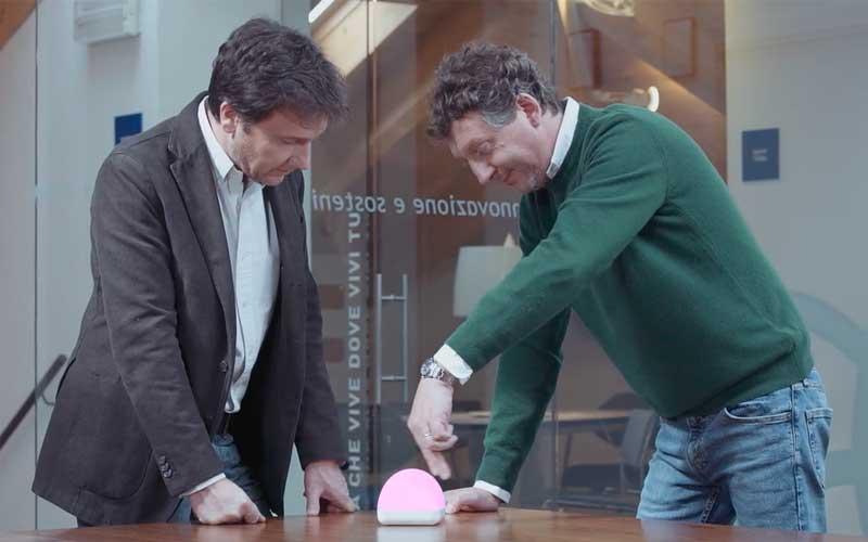 Bertacchi e Acerbis DiCEworld, dispositivi IoT smart home
